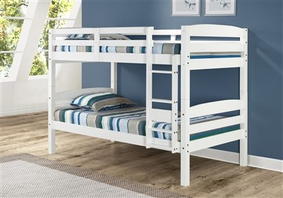 Bunk Bed Safety Buying Guide. Concord Twin Over Twin Bunk Bed