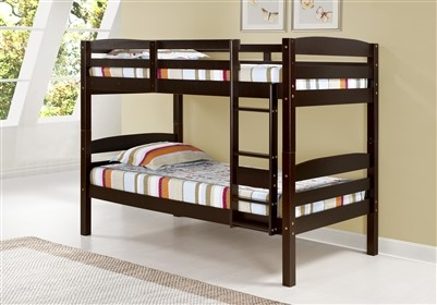 Concord Twin Over Twin Bunk Bed